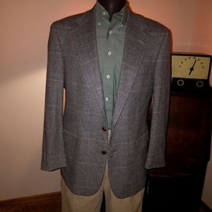 VTG Chaps by Ralph Lauren jacket 46R union made
